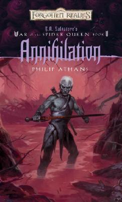 Annihilation - Athans, Philip