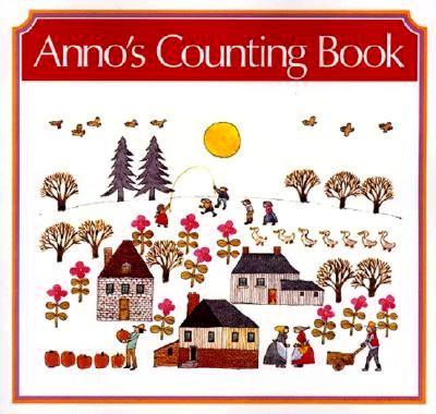Anno's Counting Book Big Book - Anno, Mitsumasa