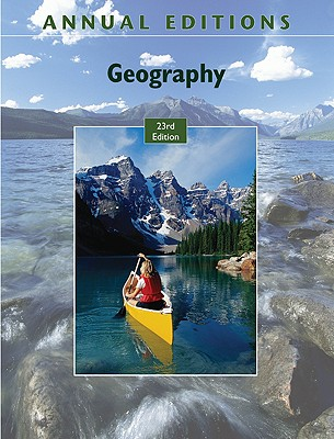 Annual Editions: Geography, 23/E - Pitzl, Gerald R