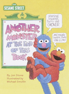 Another Monster at the End of This Book (Sesame Street) - Stone, Jon