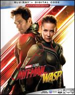 Ant-Man and the Wasp [Includes Digital Copy] [Blu-ray] - Peyton Reed