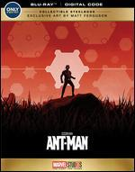 Ant-Man [SteelBook] [Blu-ray] [Only @ Best Buy]