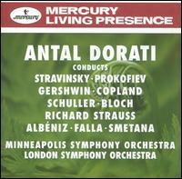 Antal Dorati Conducts - Antal Doráti (conductor)