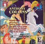 Anthony Collins: Vanity Fair; Etc.