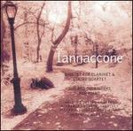 Anthony Iannaccone: Quintet for Clarinet & String Quartet; Duo and Solo Works for Piano