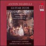 Anton Diabelli: Guitar Duos