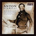 Anton Diabelli: Soiree Musical - Jukka Savijoki (guitar); Mikael Helasvuo (flute)