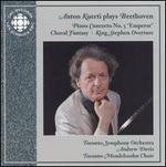 Anton Kuerti plays Beethoven