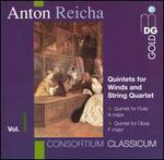 Anton Reicha: Quintets for Winds and String Quartet, Vol. 1