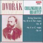 Antonin Dvorak: String Quartets Op. 51 & 61