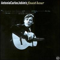 Antonio Carlos Jobim's Finest Hour - Antonio Carlos Jobim