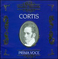 Antonio Cortis - Antonio Cortis (vocals); La Scala Theater Orchestra; Carlo Sabajno (conductor)