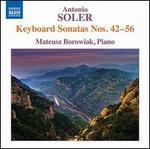 Antonio Soler: Keyboard Sonatas Nos. 42-56