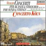 Antonio Vivaldi: Concerti For Wind And Strings