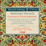 Antonio Vivaldi: Concertos for Diverse Instruments