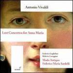 Antonio Vivaldi: Lost Concertos for Anna Maria