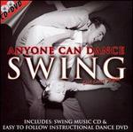 Anyone Can Dance: Swing [CD/DVD]