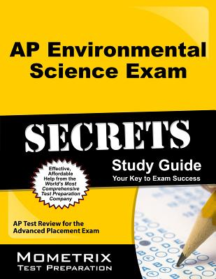 AP Environmental Science Exam Secrets, Study Guide: AP Test Review for the Advanced Placement Exam - Mometrix Media (Creator)