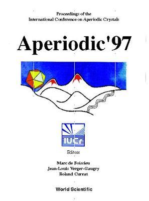 Aperiodic 97 - de Boissieu, Marc (Editor), and Veraer-Gaugry, Jean (Editor)