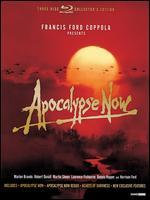 Apocalypse Now [3 Discs] [Blu-ray]