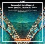 Apocryphal Bach Masses, Vol. 2