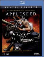 Appleseed [2 Discs] [Blu-ray/DVD] - Shinji Aramaki