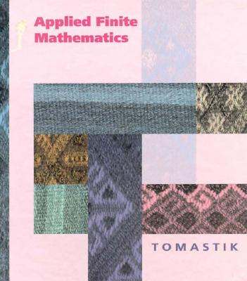 Applied Finite Mathematics - Tomastik, Edmond C