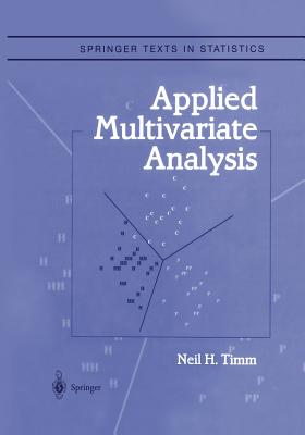 Applied Multivariate Analysis - Timm, Neil H.