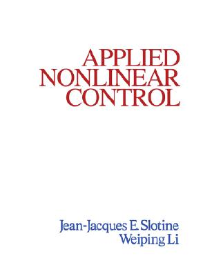 Applied Nonlinear Control - Slotine, Jean-Jacques