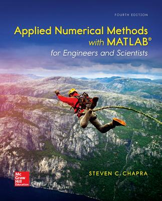 Applied Numerical Methods with MATLAB for Engineers and Scientists - Chapra, Steven C.