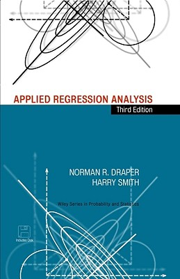 Applied Regression Analysis 3e - Draper, Norman R, and Smith, Harry