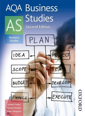 AQA Business Studies AS - Stimpson, Peter, and Foden, Steven, and Mansell, Diane