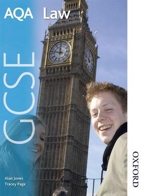 AQA Law GCSE - Jones, Alan, and Page, Tracey