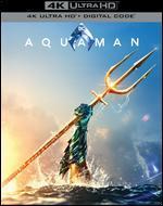 Aquaman [Includes Digital Copy] [4K Ultra HD Blu-ray]