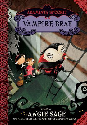 Araminta Spookie 4: Vampire Brat - Sage, Angie