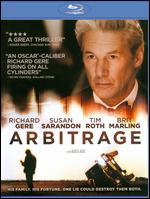 Arbitrage [Blu-ray] - Nicholas Jarecki