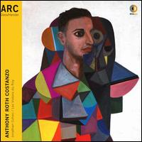 ARC: Glass, Handel - Anthony Roth Costanzo (counter tenor); Les Violons du Roy; Jonathan Cohen (conductor)