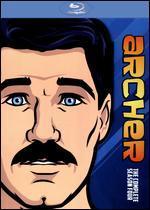 Archer: The Complete Fourth Season [2 Discs] [Blu-ray]