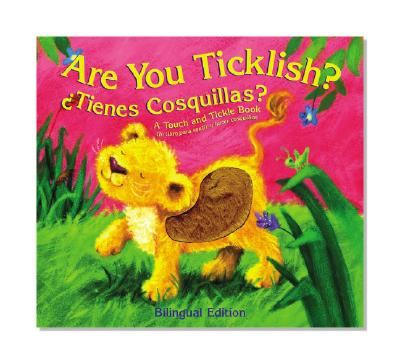 Are You Ticklish?/Tienes Cosquillas? - McKendry, Sam, and Young, Laurie (Designer)