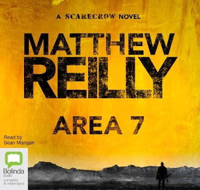 Area 7 - Reilly, Matthew, and Mangan, Sean (Read by)