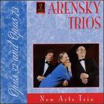 Arensky Trios