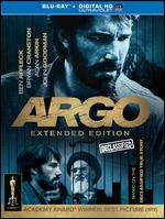 Argo [Extended Edition] [2 Discs] [Includes Digital Copy] [UltraViolet] [With Book] [Blu-ray] - Ben Affleck