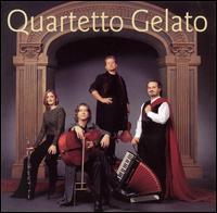 Aria Fresca - Quartetto Gelato