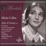 Arias and Scenes