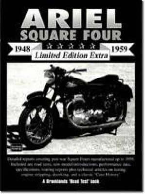 Ariel Square Four 1948-1959 - Clarke, R M