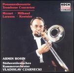 Armin Rosin: Trombone