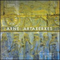 Arne: Artaxerxes - Andrew Staples (tenor); Caitlin Hulcup (mezzo-soprano); Christopher Ainslie (counter tenor); Daniel Norman (tenor);...
