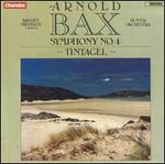 Arnold Bax: Symphony No. 4; Tintagel - Ulster Orchestra; Bryden Thomson (conductor)