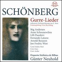 Arnold Schönberg: Gurre-Lieder - Anne Schwanewilms (soprano); Arnold Bezuyen (tenor); Fernando Latorre (bass baritone); Jon Fredric West (tenor);...