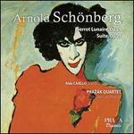 Arnold Schönberg: Pierrot Lunaire Op. 21; Suite Op. 29